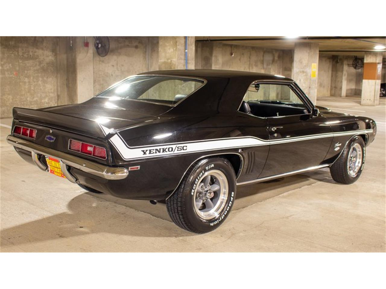 Large Picture of Classic '69 Camaro located in Rockville Maryland - QD9C
