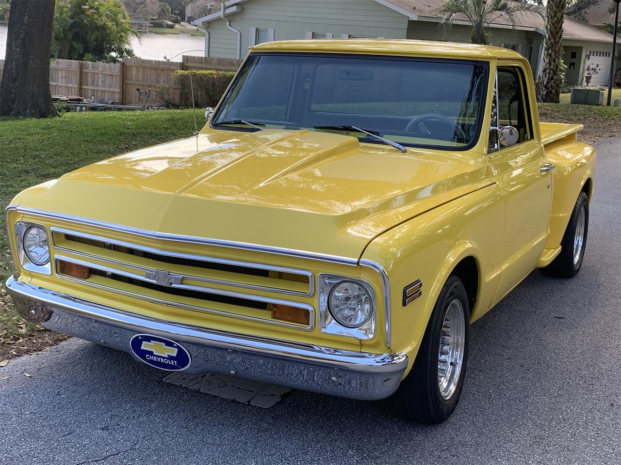 Large Picture of '68 Pickup - QEXD