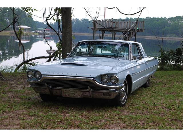 Picture of '64 Ford Thunderbird located in Florida - QEXO