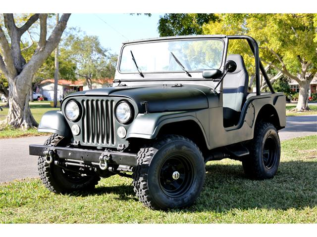 Picture of Classic 1953 Jeep Willys located in Miami Florida Offered by a Private Seller - QEXS