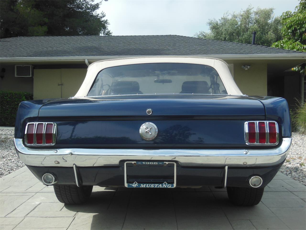 Large Picture of 1966 Mustang located in West Hills California Offered by a Private Seller - QEXU