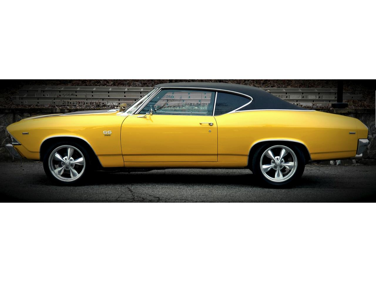 Large Picture of '69 Chevelle SS - QEXZ