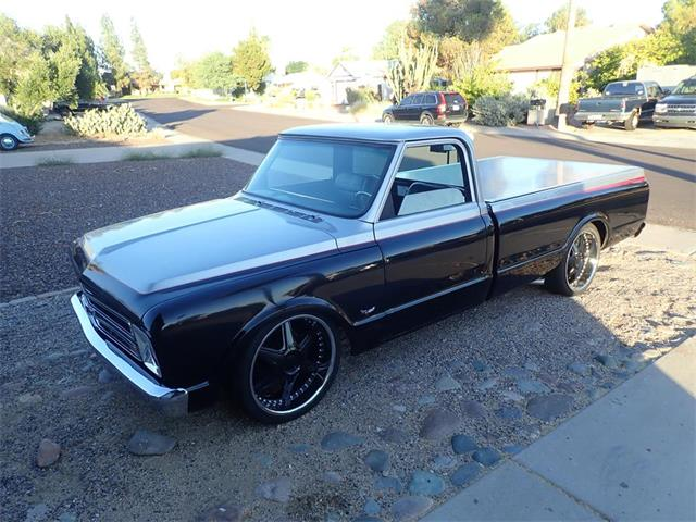 Picture of '68 Pickup - QEY0