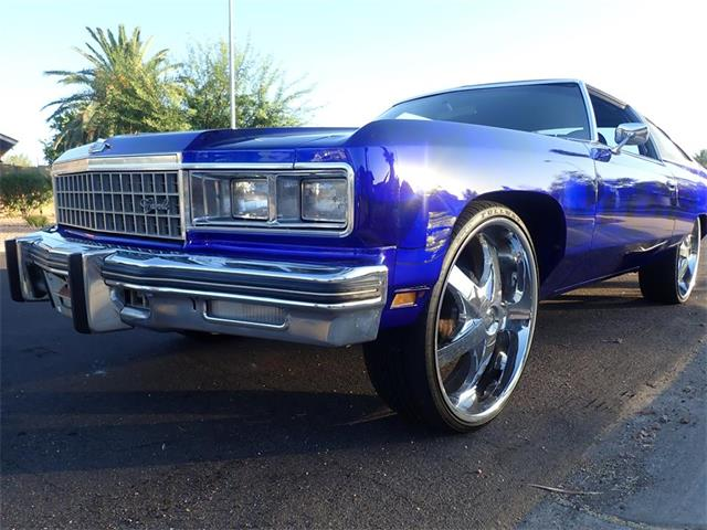 1974 to 1976 Chevrolet Caprice for Sale on ClassicCars com on