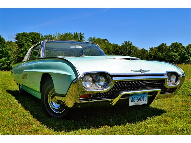 Picture of 1963 Thunderbird located in Connecticut - $11,950.00 - QEY3