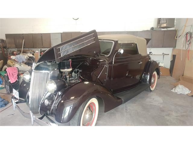Picture of '36 Cabriolet - QEY7