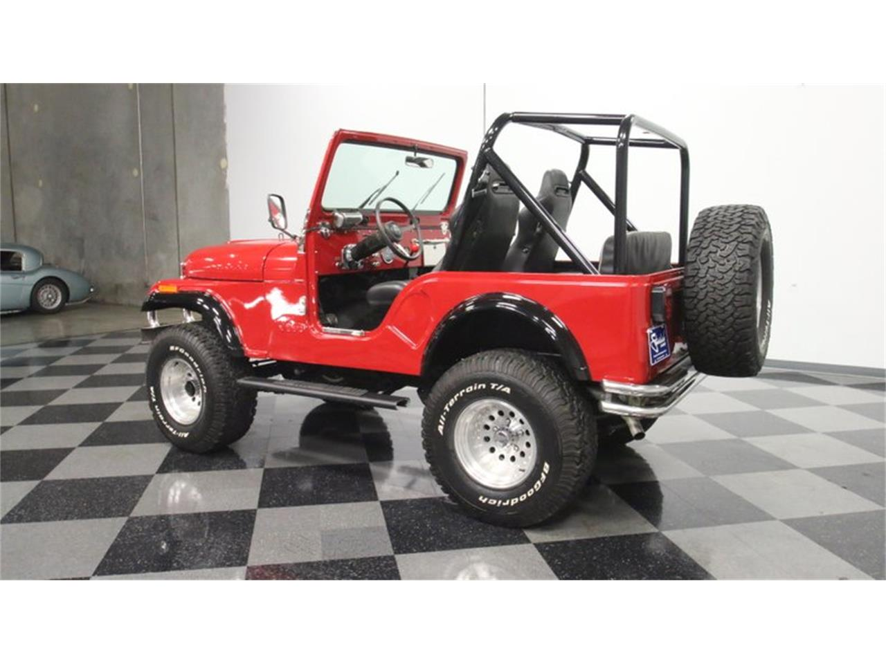 Large Picture of '82 CJ5 - QEYA