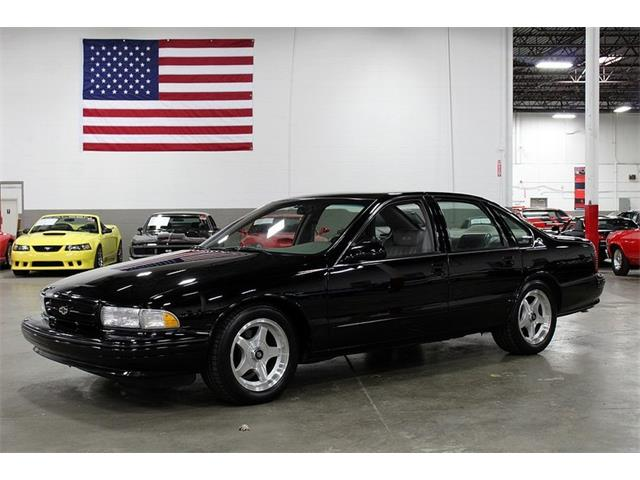 Picture of '96 Impala - QEYJ