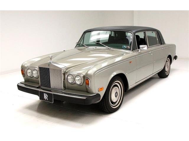 Picture of '80 Silver Wraith - QEYL