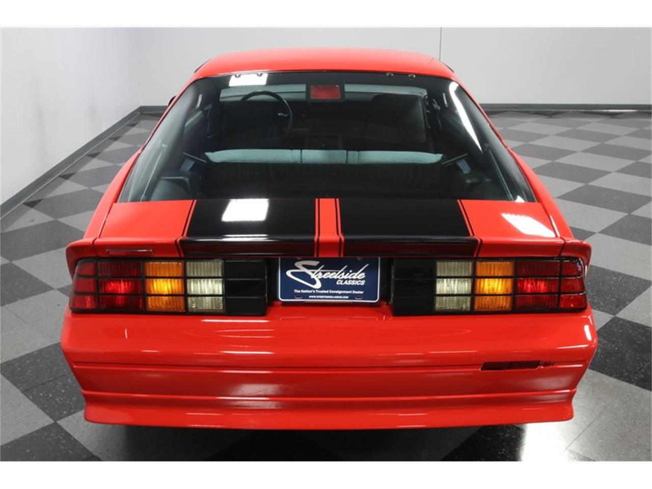 Large Picture of '92 Camaro - QEYY
