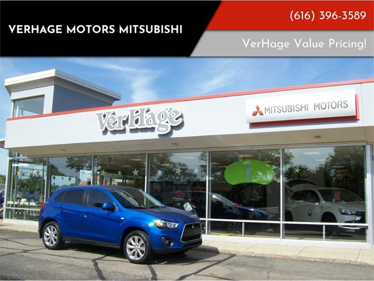 For Sale: 2015 Mitsubishi Outlander in Holland, Michigan