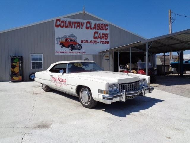 Picture of '73 Eldorado - QF0H
