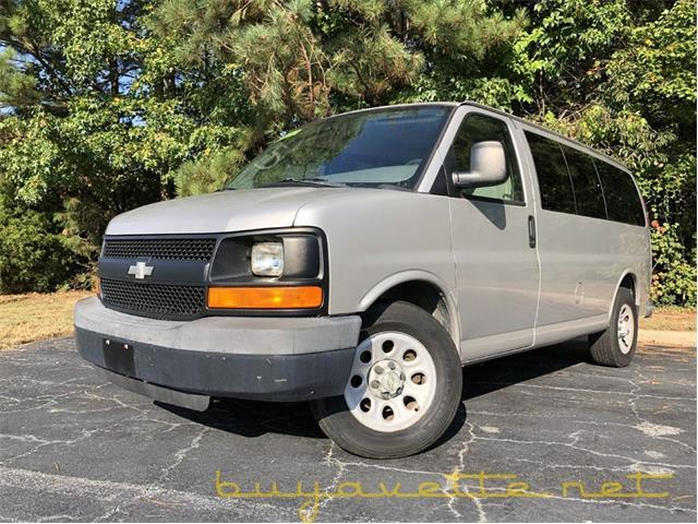 Picture of 2009 Chevrolet Express located in Georgia Offered by  - QF1R