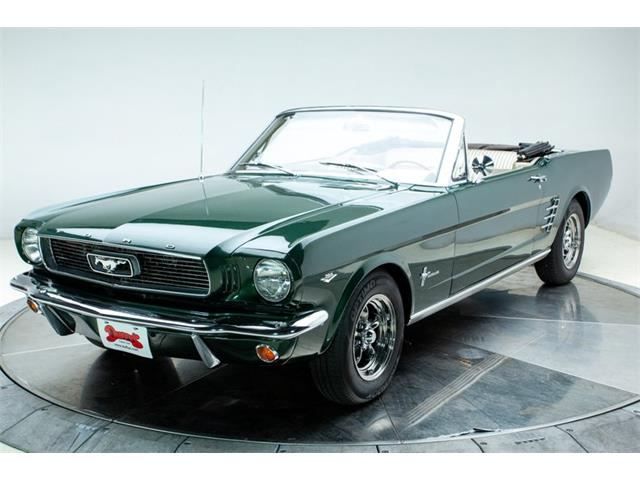 Picture of '66 Mustang - QF1Y