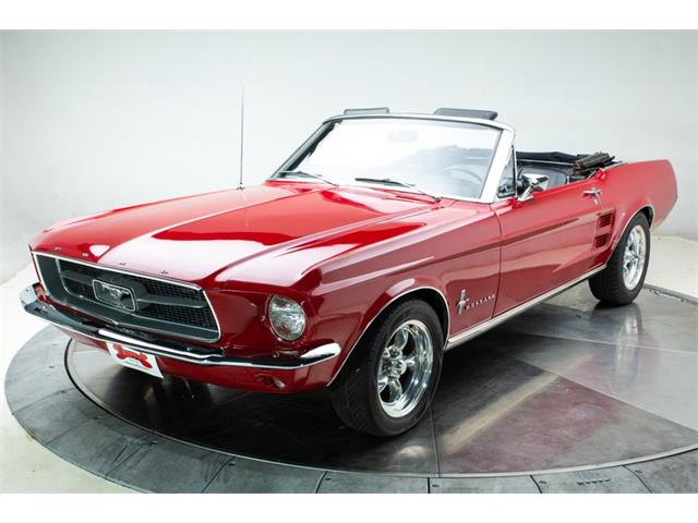 Picture of '67 Mustang - QF2D
