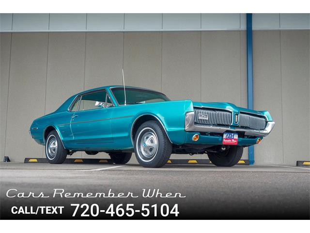 Picture of '67 Mercury Cougar - $19,900.00 - QF2P