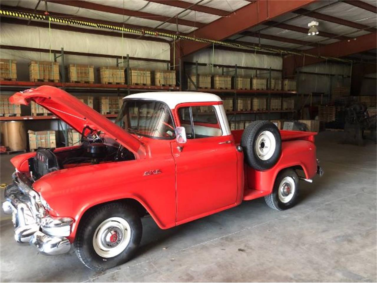 Large Picture of '55 Pickup - QD9X