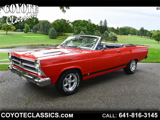 Picture of Classic '66 Fairlane located in Iowa Offered by  - QF3T