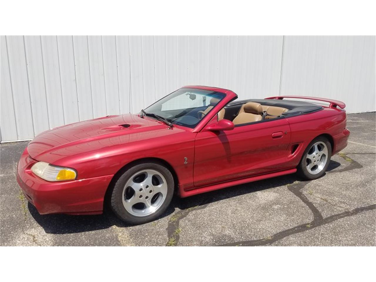 For sale 1995 ford mustang in elkhart indiana