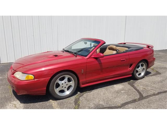 Picture of 1995 Ford Mustang located in Elkhart Indiana - $9,500.00 - QF46