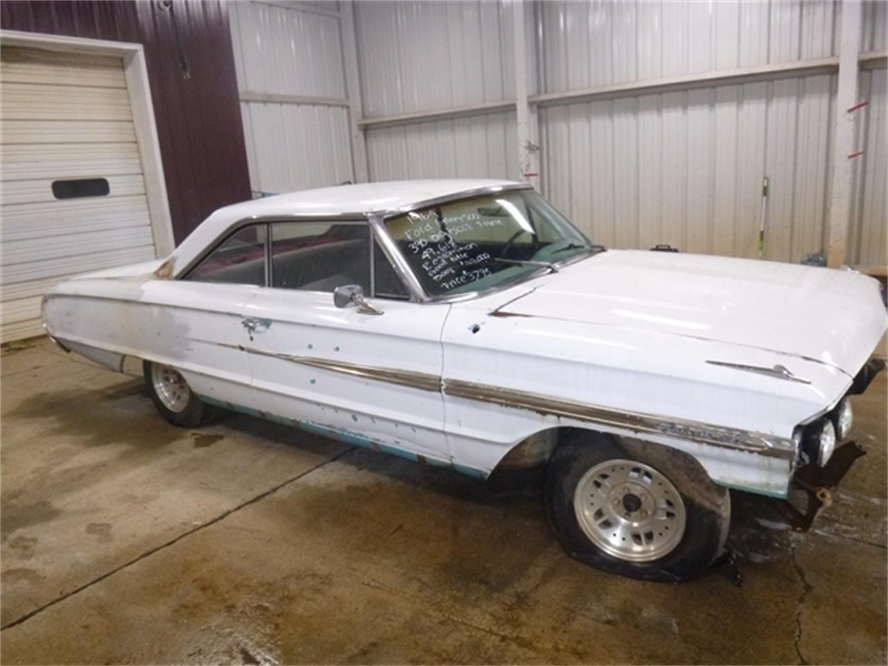 Large Picture of '64 Galaxie - QF4D