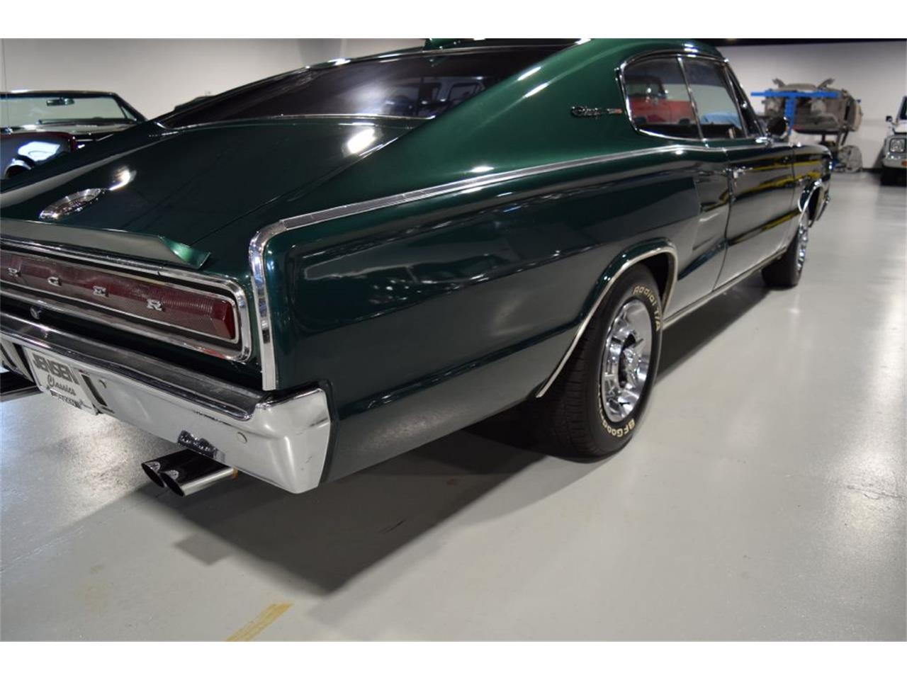 Large Picture of '66 Charger - QF4I