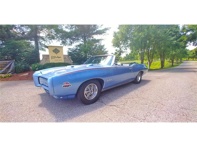 Picture of Classic '69 Pontiac GTO located in Maryland - $27,500.00 - QF5B