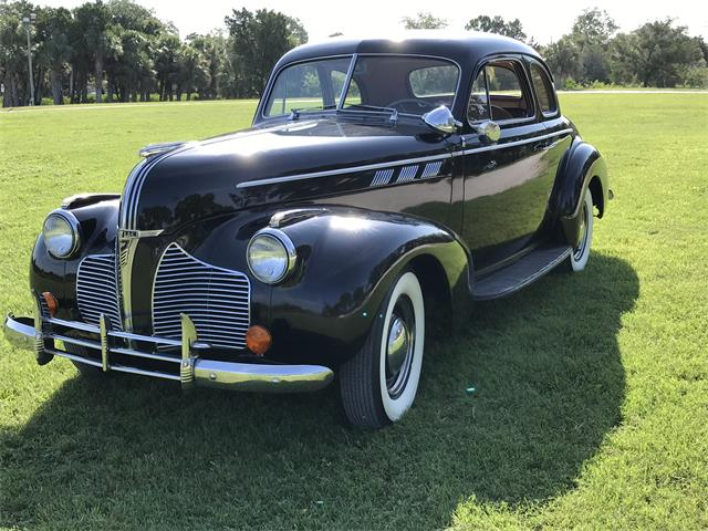 Picture of '40 Business Coupe - QF5D