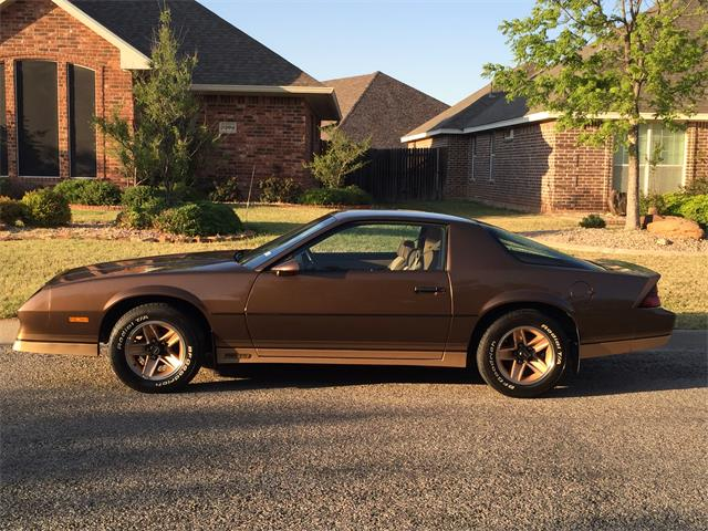 Picture of '84 Camaro - QF5F