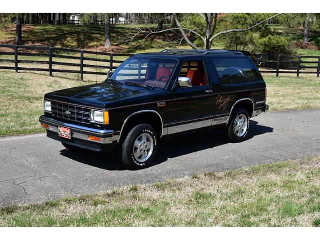 Picture of '88 Chevrolet S10 Blazer Offered by  - QF5N
