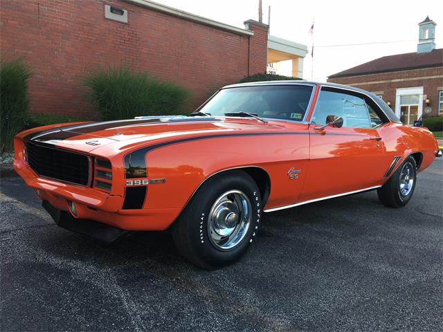 Picture of '69 Camaro RS/SS - QF5Q