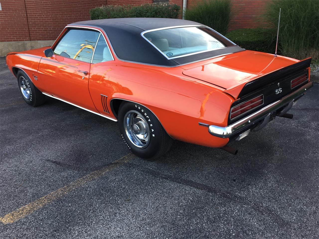 Large Picture of Classic 1969 Chevrolet Camaro RS/SS located in Pennsylvania Auction Vehicle Offered by Central Pennsylvania Auto Auction - QF5Q