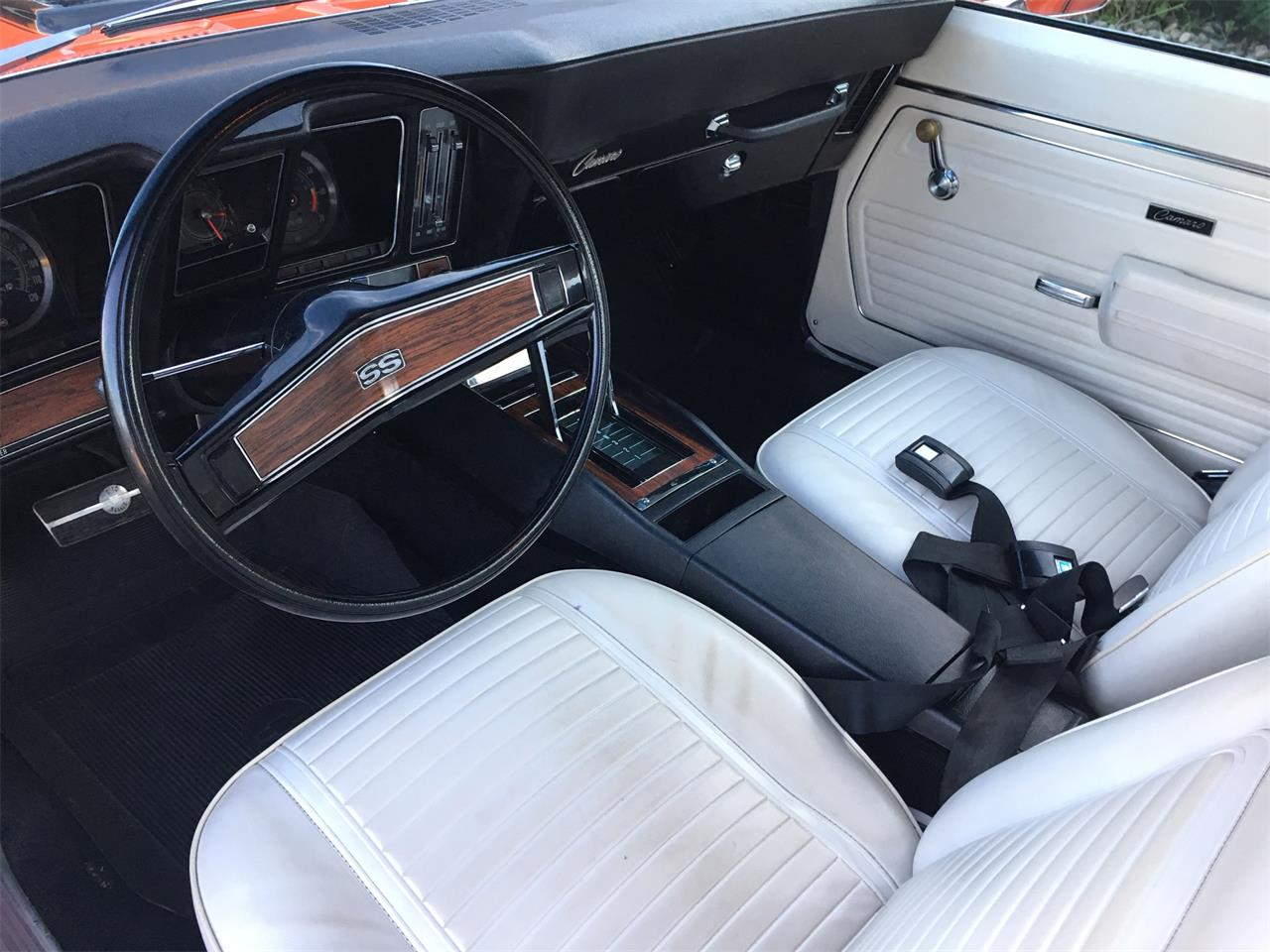 Large Picture of 1969 Chevrolet Camaro RS/SS located in Mill Hall Pennsylvania Auction Vehicle Offered by Central Pennsylvania Auto Auction - QF5Q