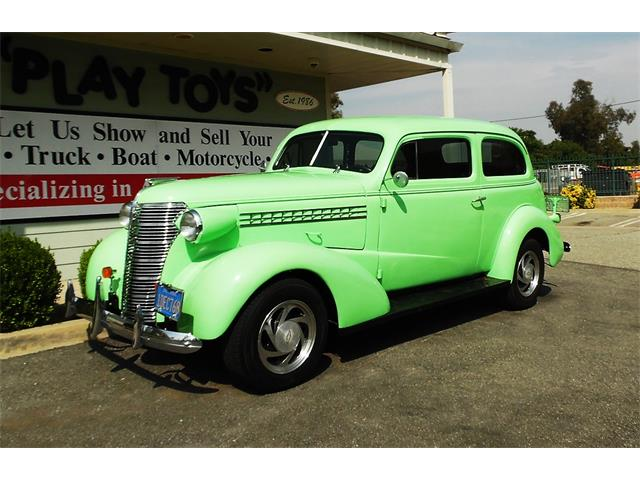 Picture of '38 Chevrolet 2-Dr Sedan located in California - $15,713.00 - QF5R