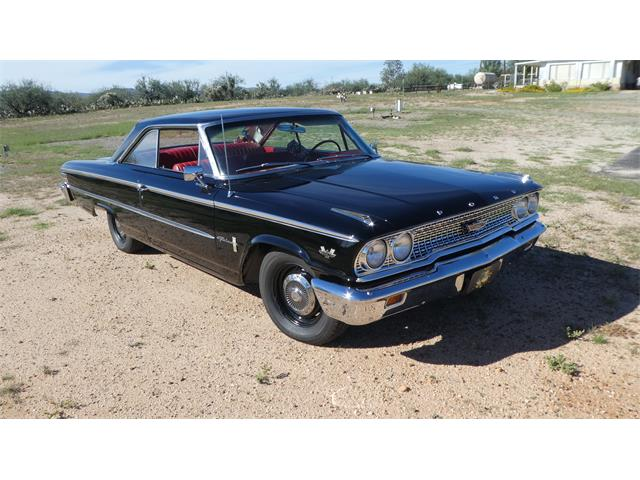Picture of '63 Galaxie 500 - QF5X