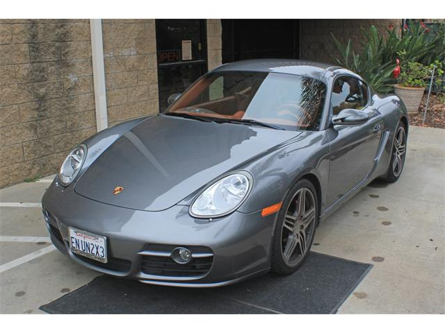 Picture of '07 Cayman - QF6U