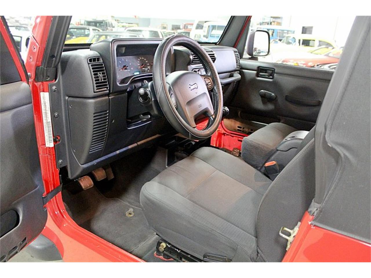 Large Picture of '06 Wrangler - $12,900.00 - QF7K