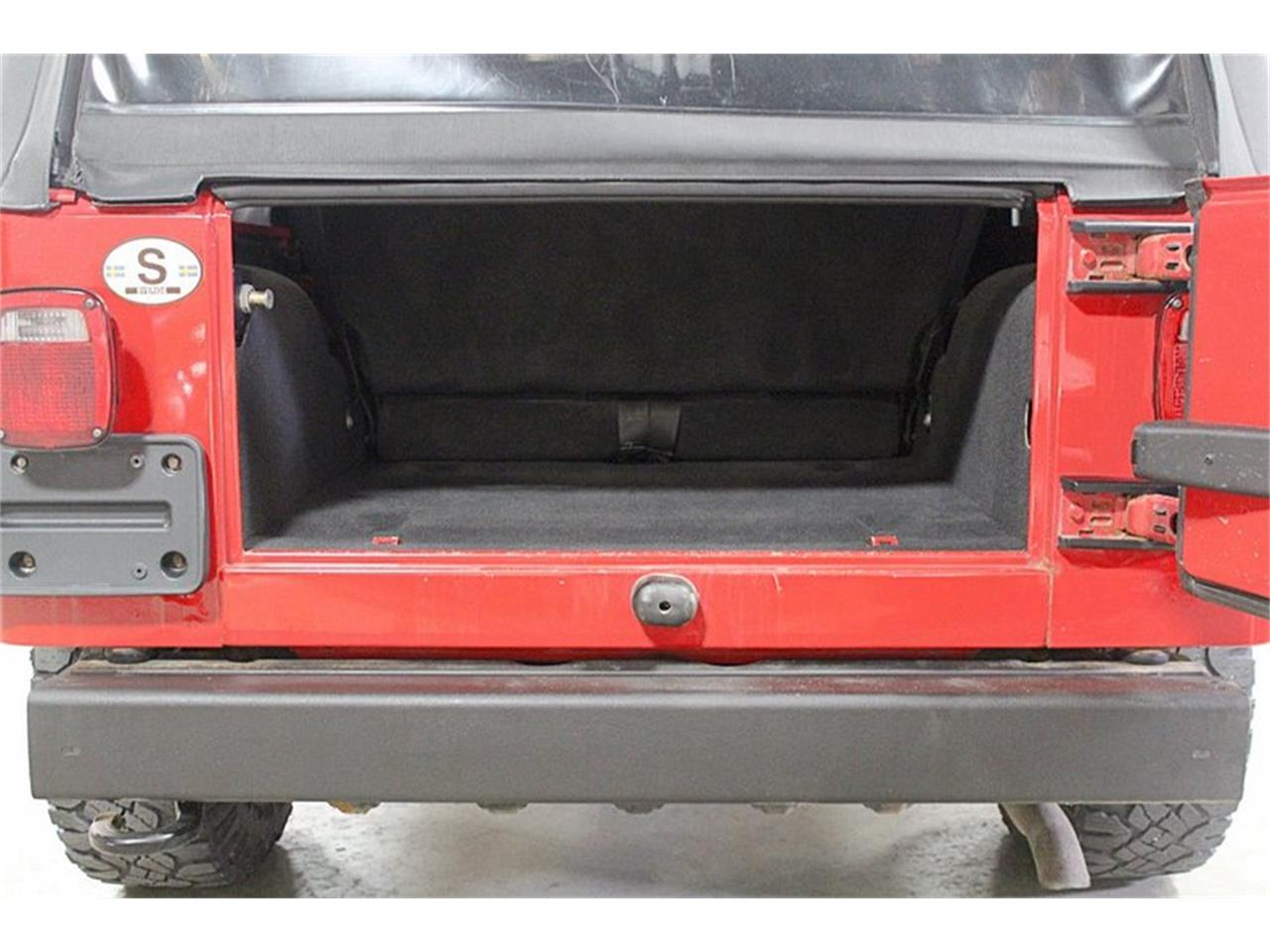 Large Picture of 2006 Jeep Wrangler located in Kentwood Michigan - QF7K