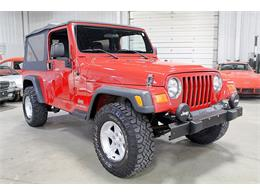 Picture of 2006 Wrangler located in Kentwood Michigan - QF7K