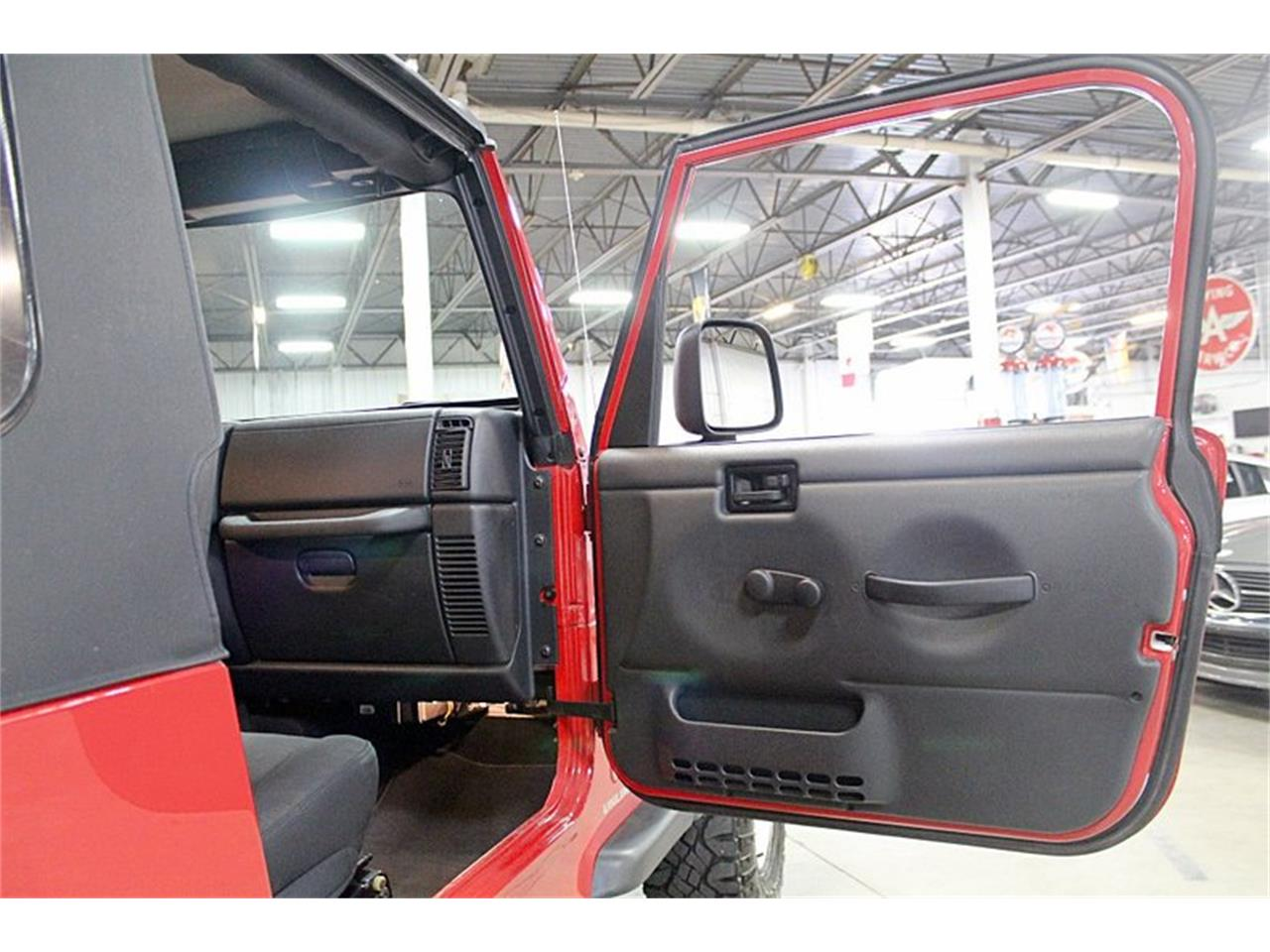 Large Picture of 2006 Wrangler - $12,900.00 - QF7K