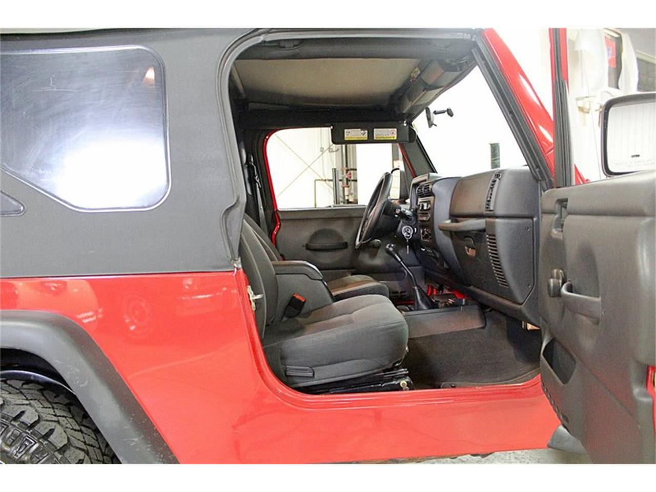 Large Picture of 2006 Wrangler located in Michigan - QF7K