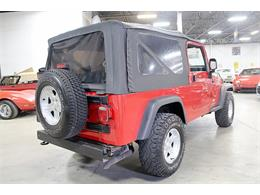 Picture of 2006 Jeep Wrangler located in Kentwood Michigan - QF7K