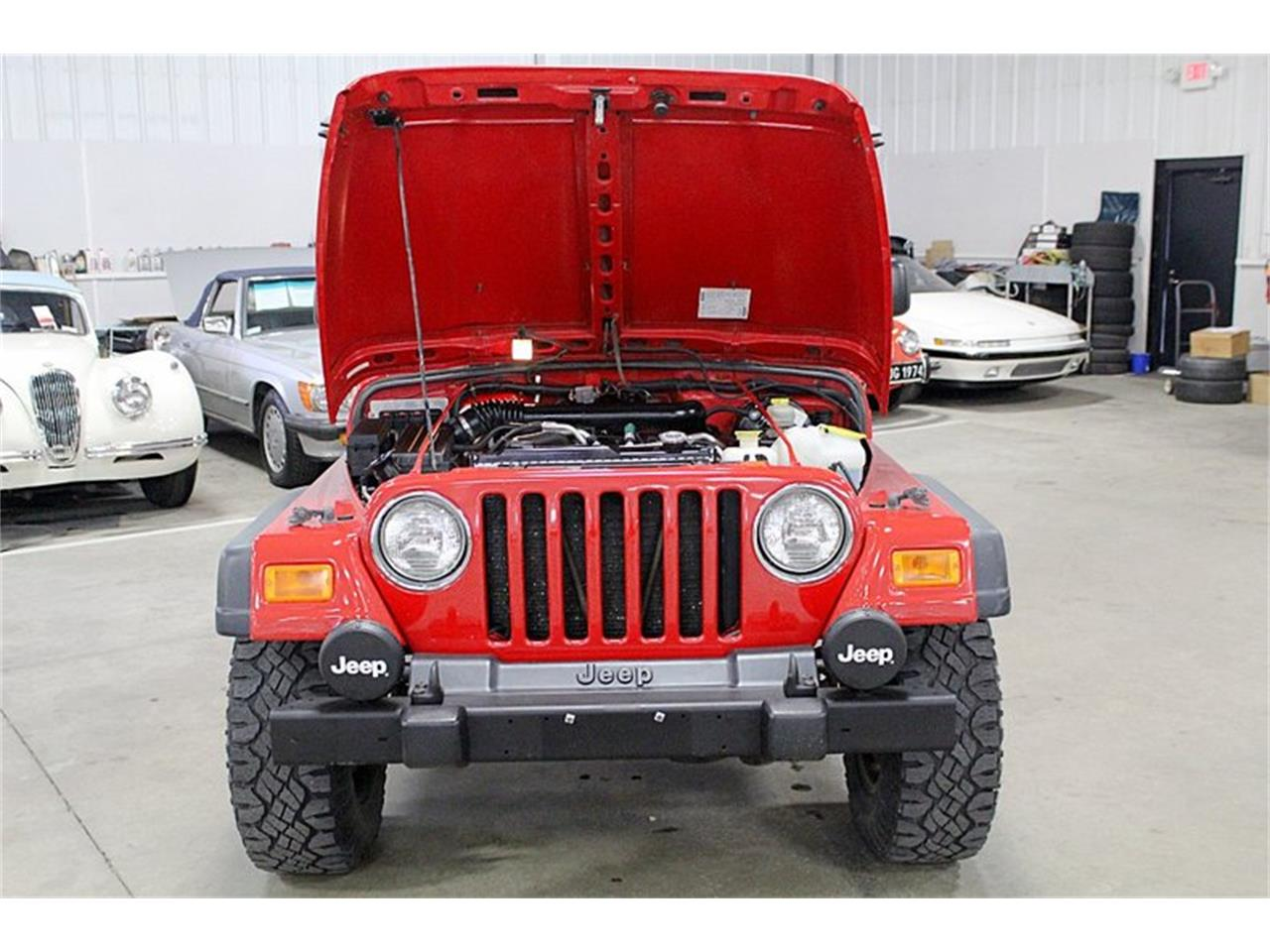Large Picture of 2006 Jeep Wrangler located in Michigan Offered by GR Auto Gallery - QF7K