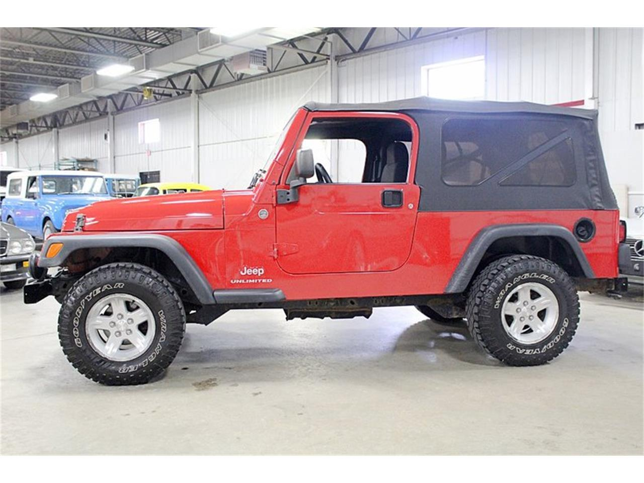 Large Picture of 2006 Jeep Wrangler Offered by GR Auto Gallery - QF7K