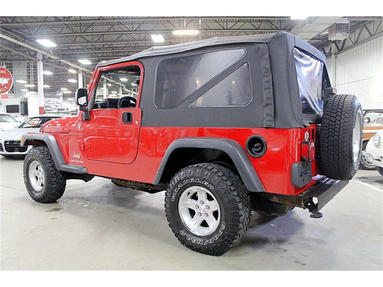Large Picture of 2006 Jeep Wrangler - $12,900.00 - QF7K