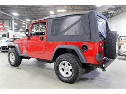 Picture of '06 Wrangler located in Kentwood Michigan - $12,900.00 Offered by GR Auto Gallery - QF7K