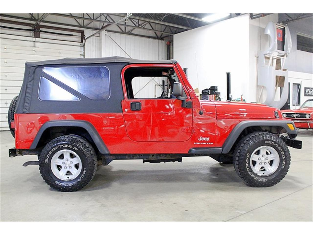 Large Picture of '06 Wrangler - QF7K