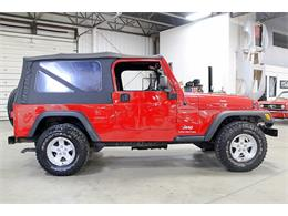 Picture of 2006 Wrangler located in Kentwood Michigan - $12,900.00 Offered by GR Auto Gallery - QF7K