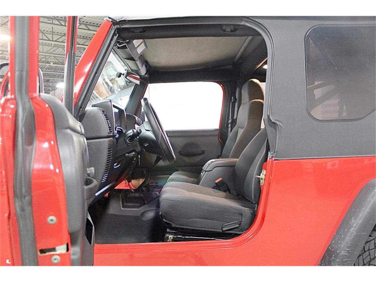Large Picture of '06 Wrangler located in Kentwood Michigan Offered by GR Auto Gallery - QF7K