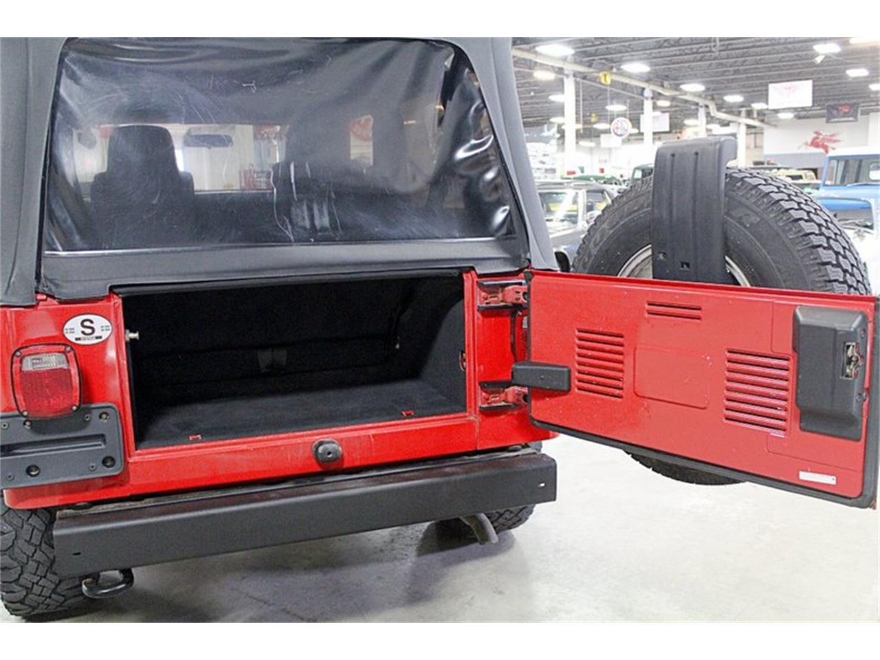 Large Picture of 2006 Jeep Wrangler located in Kentwood Michigan Offered by GR Auto Gallery - QF7K